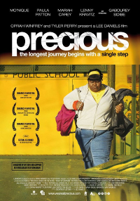 Filmplakat/Bild zu PRECIOUS: BASED ON THE NOVEL �PUSH� BY SAPPHIRE, Regie: Lee Daniels