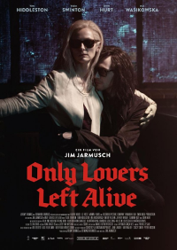 Filmplakat/Bild zu ONLY LOVERS LEFT ALIVE, Regie: Jim Jarmusch