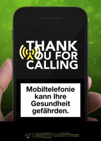 Filmplakat/Bild zu THANK YOU FOR CALLING, Regie: Klaus Scheidsteger