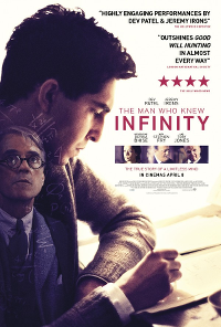 Filmplakat/Bild zu THE MAN WHO KNEW INFINITY, Regie: Matt Brown