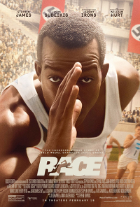 Filmplakat/Bild zu RACE, Regie: Stephen Hopkins