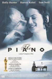 Filmplakat/Bild zu THE PIANO, Regie: Jane Campion