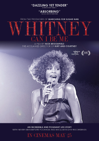 Filmplakat/Bild zu WHITNEY: CAN I BE ME, Regie: Nick Broomfield