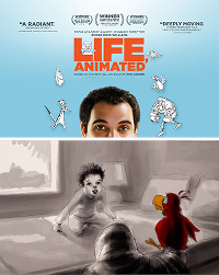 Filmplakat/Bild zu LIFE, ANIMATED, Regie: Roger Ross Williams