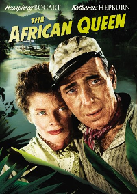 Filmplakat/Bild zu THE AFRICAN QUEEN, Regie: John Huston