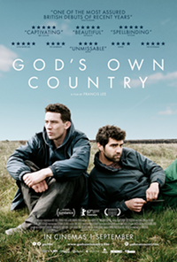 Filmplakat/Bild zu GOD'S OWN COUNTRY, Regie: Joshua James Ri­chards