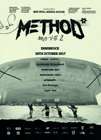 Filmplakat/Bild zu METHOD MOVIE II, Regie: