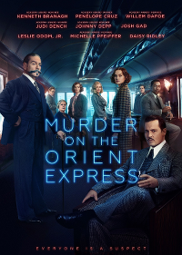 Filmplakat/Bild zu MURDER ON THE ORIENT EXPRESS, Regie: Kenneth Branagh