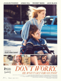 Filmplakat/Bild zu DON'T WORRY, HE WON'T GET FAR ON FOOT, Regie: Gus Van Sant