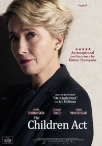 Filmplakat/Bild zu THE CHILDREN ACT, Regie: Richard Eyre