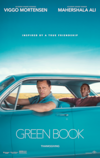 Filmplakat/Bild zu GREEN BOOK, Regie: Peter Farrelly