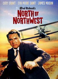Filmplakat/Bild zu NORTH BY NORTHWEST, Regie: Alfred Hitchcock