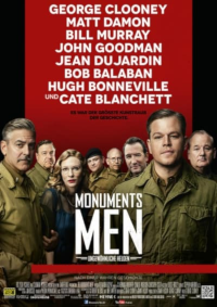 Filmplakat/Bild zu THE MONUMENTS MEN, Regie: George Clooney