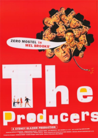 Filmplakat/Bild zu THE PRODUCERS, Regie: Mel Brooks