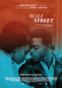 Filmplakat/Bild zu IF BEALE STREET COULD TALK, Regie: Barry Jenkins