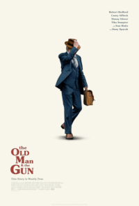 Filmplakat/Bild zu THE OLD MAN & THE GUN, Regie: David Lowery