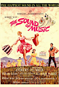 Filmplakat/Bild zu THE SOUND OF MUSIC, Regie: Robert Wise
