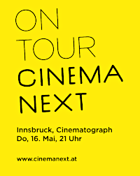 Filmplakat/Bild zu Cinema Next on Tour, Regie: