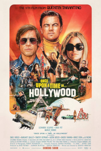 Filmplakat/Bild zu ONCE UPON A TIME … IN HOLLYWOOD, Regie: Quentin Tarantino