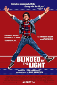 Filmplakat/Bild zu BLINDED BY THE LIGHT, Regie: Gurinder Chadha