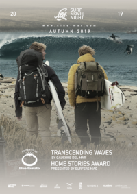 Filmplakat/Bild zu TRANSCENDING WAVES / HOME STORIES, Regie: