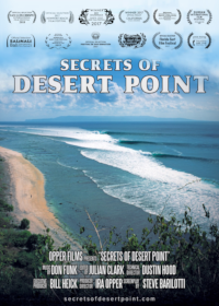 Filmplakat/Bild zu SECRETS OF DESERT POINT / ZONE FREQUENCY, Regie: Ira Opper / Jack Coleman