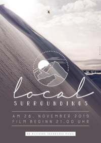 Filmplakat/Bild zu LOCAL SURROUNDINGS, Regie: Julian Pintarelli & Werni Stock