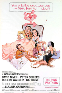 Filmplakat/Bild zu THE PINK PANTHER, Regie: Blake Edwards