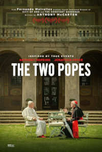 Filmplakat/Bild zu THE TWO POPES, Regie: Fernando Meirelles