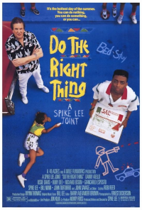 Filmplakat/Bild zu DO THE RIGHT THING, Regie: Spike Lee