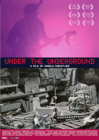 Filmplakat/Bild zu MENSCH MASCHINE OR PUTTING PARTS TOGETHER / UNDER THE UNDERGROUND , Regie: