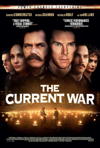 Filmplakat/Bild zu THE CURRENT WAR, Regie: Alfonso Gomez-Rejon